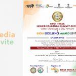 Media invite design