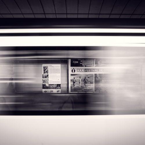 Metro Advertisement