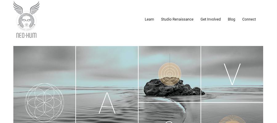 Neohum website