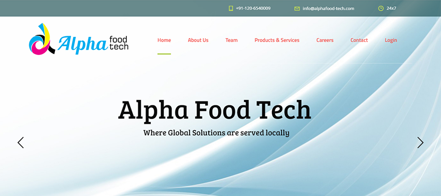 Alpha Food Tech