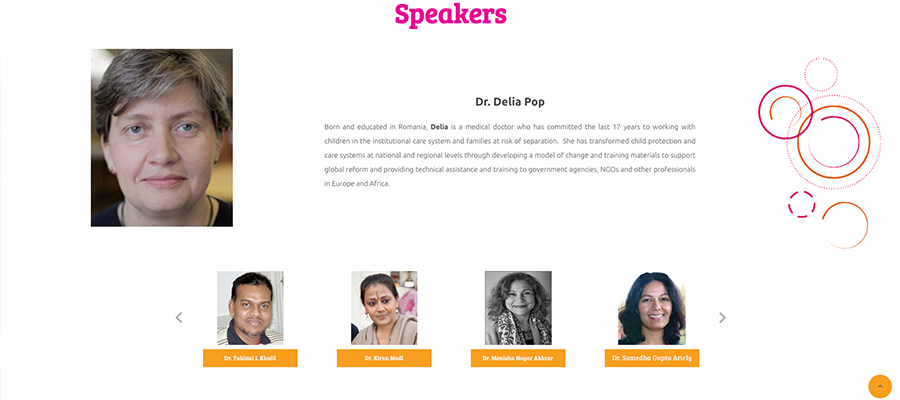Bicon website speakers