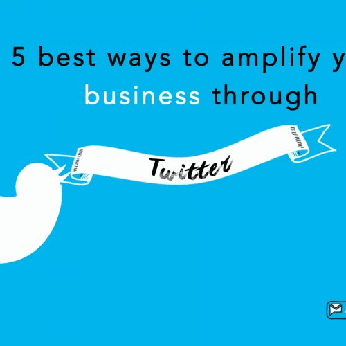 Twitter blog medium